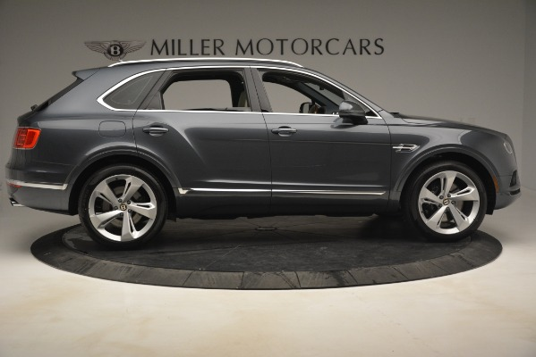 New 2019 Bentley Bentayga V8 for sale Sold at Aston Martin of Greenwich in Greenwich CT 06830 9