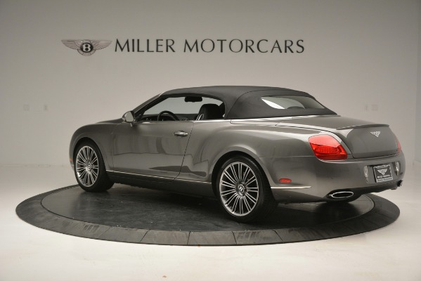 Used 2010 Bentley Continental GT Speed for sale Sold at Aston Martin of Greenwich in Greenwich CT 06830 13