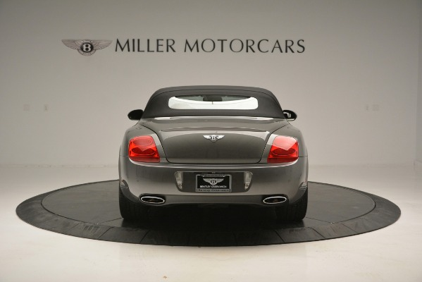 Used 2010 Bentley Continental GT Speed for sale Sold at Aston Martin of Greenwich in Greenwich CT 06830 14