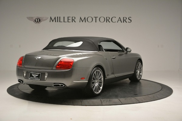 Used 2010 Bentley Continental GT Speed for sale Sold at Aston Martin of Greenwich in Greenwich CT 06830 15