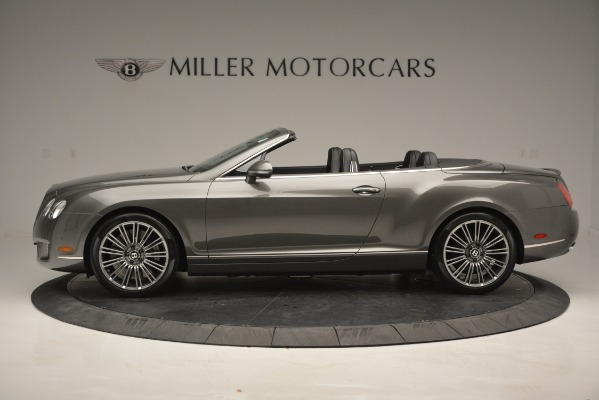 Used 2010 Bentley Continental GT Speed for sale Sold at Aston Martin of Greenwich in Greenwich CT 06830 3