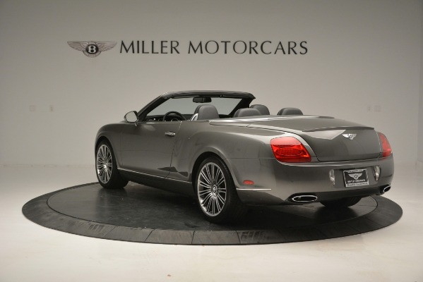 Used 2010 Bentley Continental GT Speed for sale Sold at Aston Martin of Greenwich in Greenwich CT 06830 4