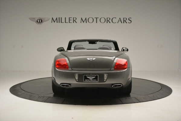 Used 2010 Bentley Continental GT Speed for sale Sold at Aston Martin of Greenwich in Greenwich CT 06830 5