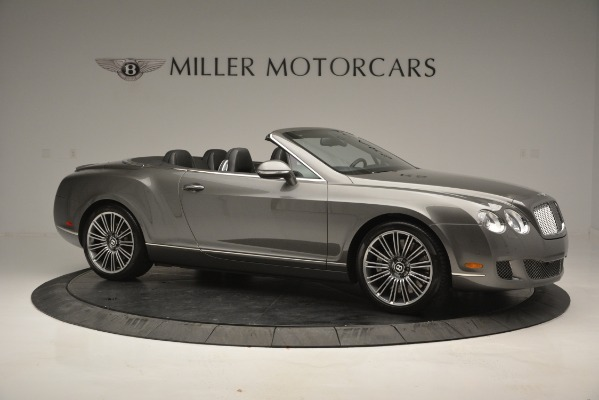 Used 2010 Bentley Continental GT Speed for sale Sold at Aston Martin of Greenwich in Greenwich CT 06830 8