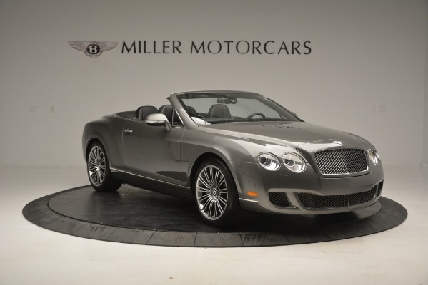 Used 2010 Bentley Continental GT Speed for sale Sold at Aston Martin of Greenwich in Greenwich CT 06830 9
