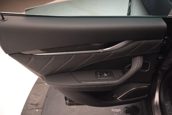 New 2019 Maserati Levante S Q4 GranSport for sale Sold at Aston Martin of Greenwich in Greenwich CT 06830 19