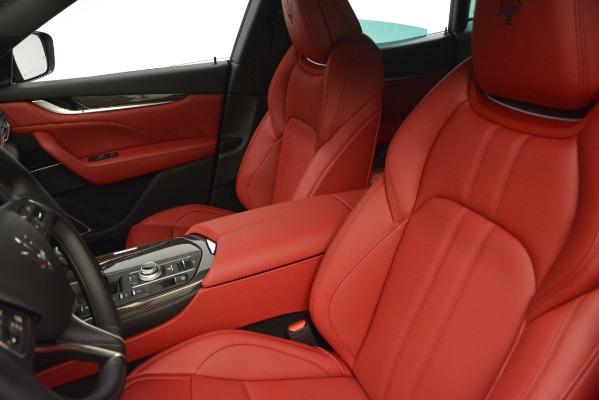 New 2019 Maserati Levante S Q4 GranSport for sale Sold at Aston Martin of Greenwich in Greenwich CT 06830 15