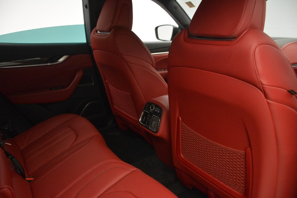 New 2019 Maserati Levante S Q4 GranSport for sale Sold at Aston Martin of Greenwich in Greenwich CT 06830 23