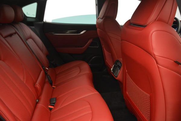 New 2019 Maserati Levante S Q4 GranSport for sale Sold at Aston Martin of Greenwich in Greenwich CT 06830 24