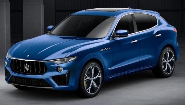 New 2019 Maserati Levante Q4 GranSport for sale Sold at Aston Martin of Greenwich in Greenwich CT 06830 1