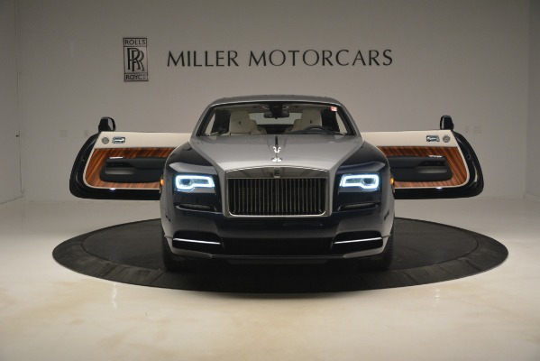 New 2019 Rolls-Royce Wraith for sale Sold at Aston Martin of Greenwich in Greenwich CT 06830 12
