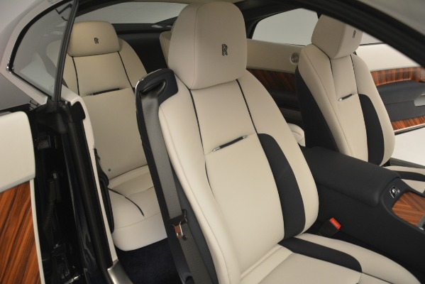 New 2019 Rolls-Royce Wraith for sale Sold at Aston Martin of Greenwich in Greenwich CT 06830 18