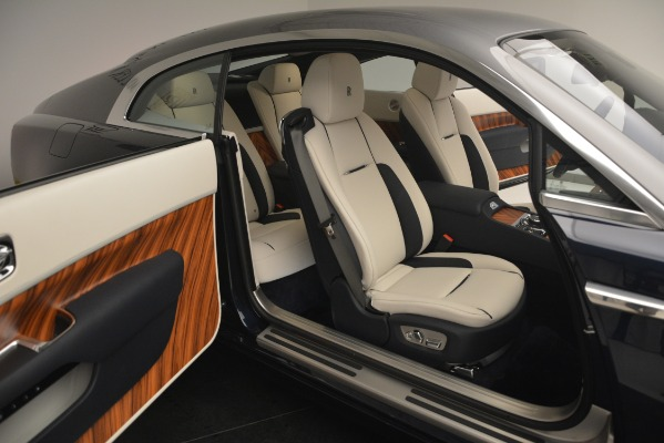 New 2019 Rolls-Royce Wraith for sale Sold at Aston Martin of Greenwich in Greenwich CT 06830 19