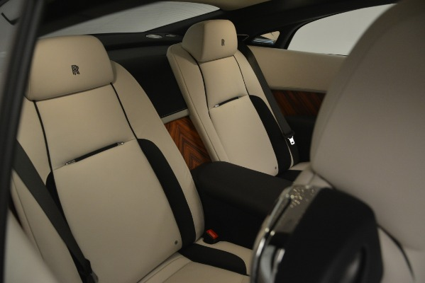 New 2019 Rolls-Royce Wraith for sale Sold at Aston Martin of Greenwich in Greenwich CT 06830 22