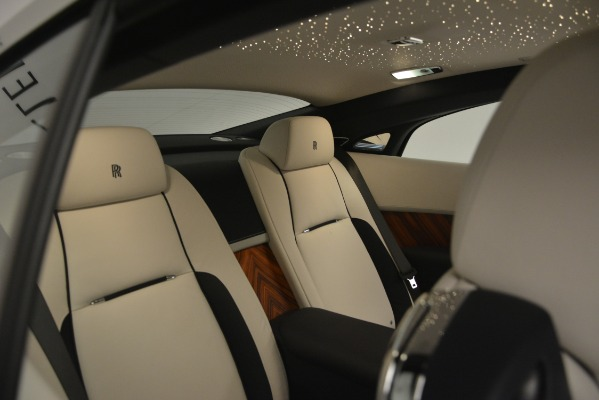New 2019 Rolls-Royce Wraith for sale Sold at Aston Martin of Greenwich in Greenwich CT 06830 23