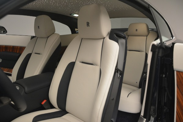 New 2019 Rolls-Royce Wraith for sale Sold at Aston Martin of Greenwich in Greenwich CT 06830 26