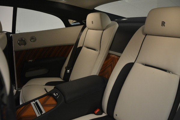 New 2019 Rolls-Royce Wraith for sale Sold at Aston Martin of Greenwich in Greenwich CT 06830 27