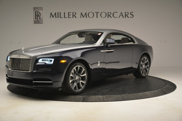 New 2019 Rolls-Royce Wraith for sale Sold at Aston Martin of Greenwich in Greenwich CT 06830 3
