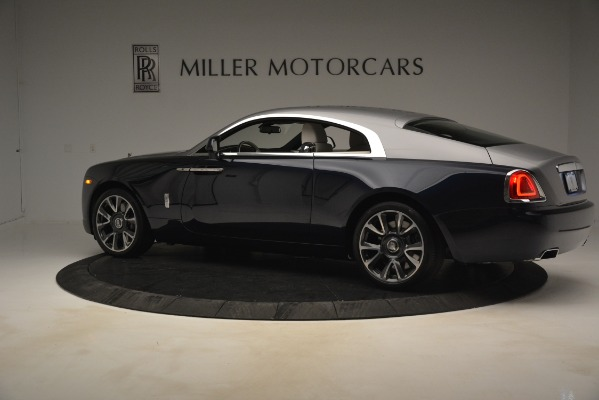 New 2019 Rolls-Royce Wraith for sale Sold at Aston Martin of Greenwich in Greenwich CT 06830 5