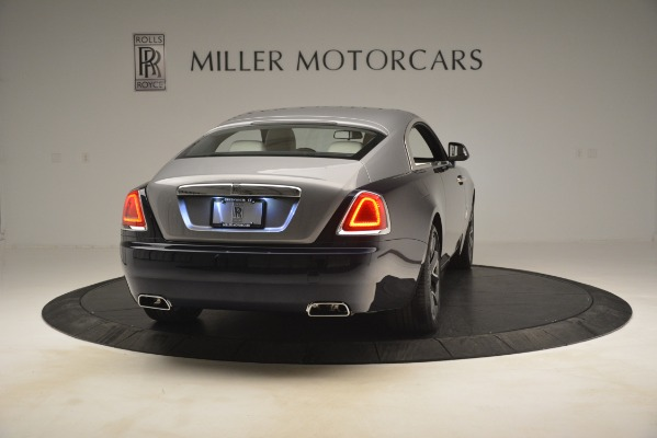 New 2019 Rolls-Royce Wraith for sale Sold at Aston Martin of Greenwich in Greenwich CT 06830 8