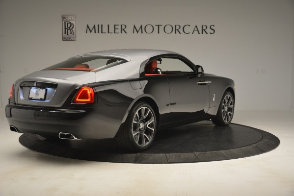 New 2019 Rolls-Royce Wraith for sale Sold at Aston Martin of Greenwich in Greenwich CT 06830 10