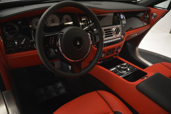 New 2019 Rolls-Royce Wraith for sale Sold at Aston Martin of Greenwich in Greenwich CT 06830 24