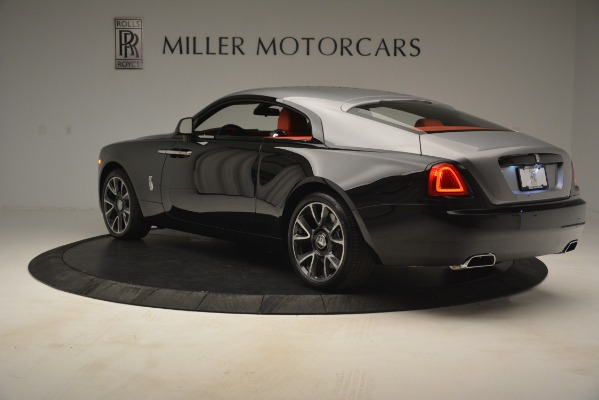 New 2019 Rolls-Royce Wraith for sale Sold at Aston Martin of Greenwich in Greenwich CT 06830 6