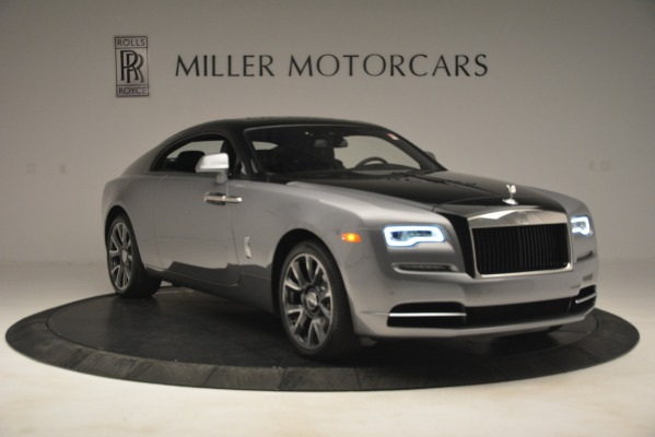 New 2019 Rolls-Royce Wraith for sale Sold at Aston Martin of Greenwich in Greenwich CT 06830 13