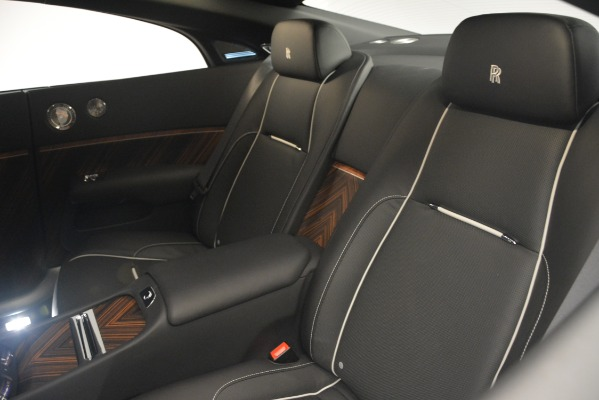 New 2019 Rolls-Royce Wraith for sale Sold at Aston Martin of Greenwich in Greenwich CT 06830 17