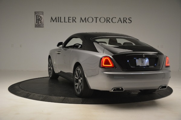 New 2019 Rolls-Royce Wraith for sale Sold at Aston Martin of Greenwich in Greenwich CT 06830 7