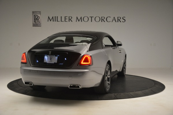 New 2019 Rolls-Royce Wraith for sale Sold at Aston Martin of Greenwich in Greenwich CT 06830 9