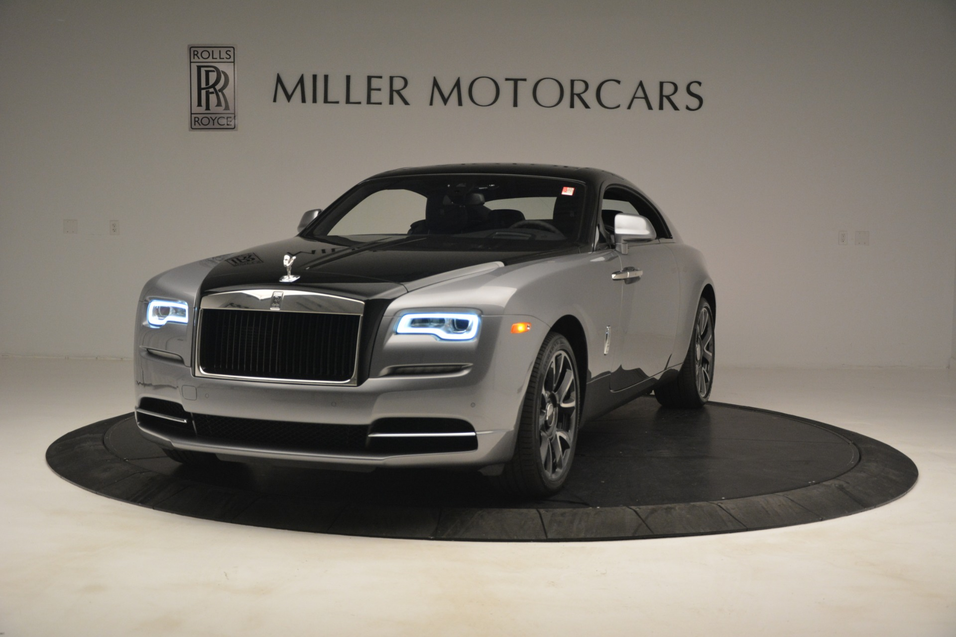 New 2019 Rolls-Royce Wraith for sale Sold at Aston Martin of Greenwich in Greenwich CT 06830 1