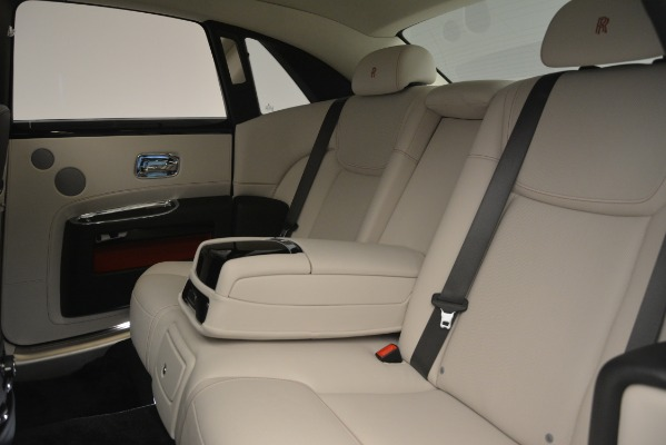 Used 2019 Rolls-Royce Ghost for sale $299,900 at Aston Martin of Greenwich in Greenwich CT 06830 26