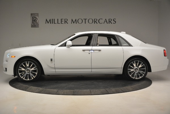 Used 2019 Rolls-Royce Ghost for sale $299,900 at Aston Martin of Greenwich in Greenwich CT 06830 3