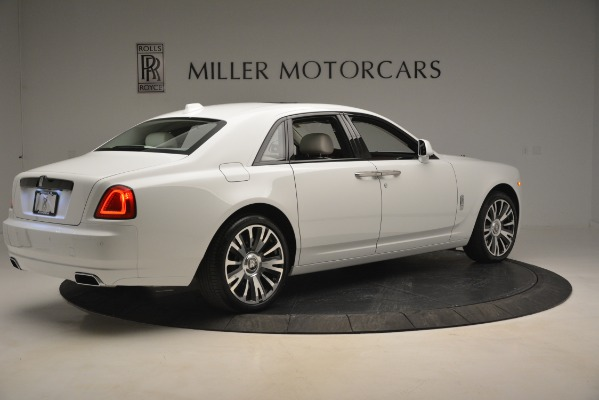 Used 2019 Rolls-Royce Ghost for sale $299,900 at Aston Martin of Greenwich in Greenwich CT 06830 7