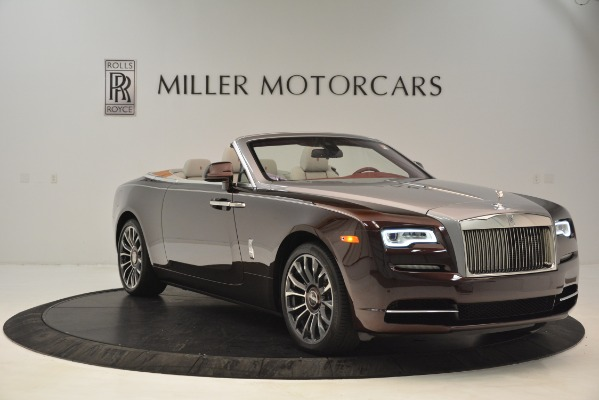 New 2019 Rolls-Royce Dawn for sale $422,325 at Aston Martin of Greenwich in Greenwich CT 06830 12