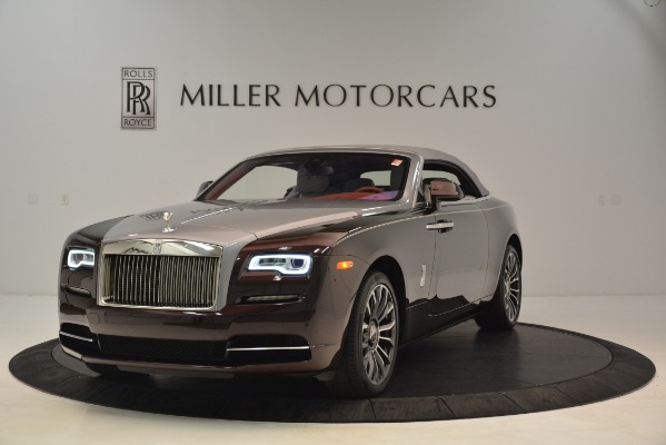 New 2019 Rolls-Royce Dawn for sale $422,325 at Aston Martin of Greenwich in Greenwich CT 06830 14