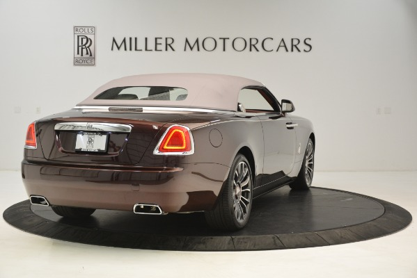 New 2019 Rolls-Royce Dawn for sale $422,325 at Aston Martin of Greenwich in Greenwich CT 06830 19
