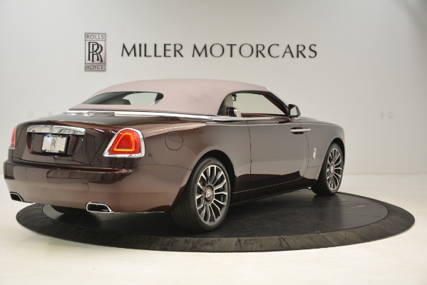 New 2019 Rolls-Royce Dawn for sale $422,325 at Aston Martin of Greenwich in Greenwich CT 06830 20
