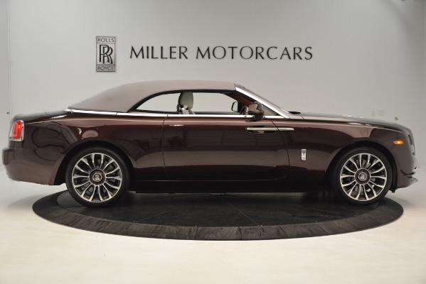 New 2019 Rolls-Royce Dawn for sale $422,325 at Aston Martin of Greenwich in Greenwich CT 06830 21