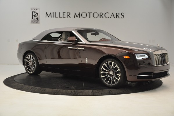 New 2019 Rolls-Royce Dawn for sale $422,325 at Aston Martin of Greenwich in Greenwich CT 06830 22