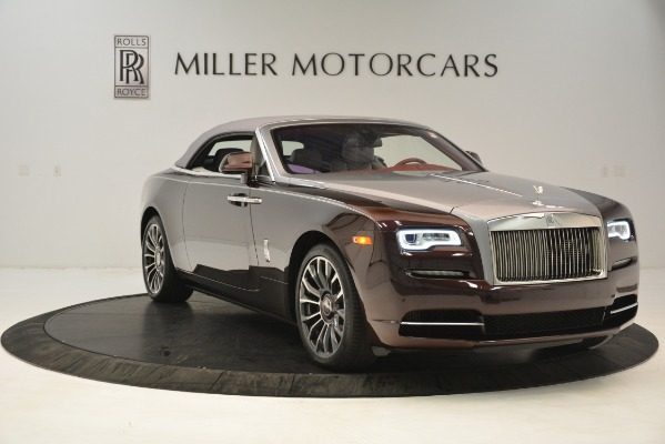 New 2019 Rolls-Royce Dawn for sale $422,325 at Aston Martin of Greenwich in Greenwich CT 06830 23