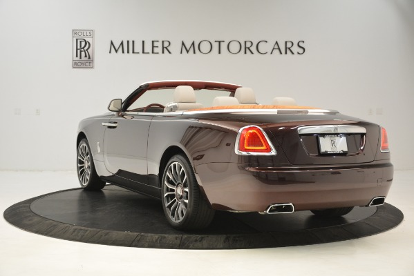 New 2019 Rolls-Royce Dawn for sale $422,325 at Aston Martin of Greenwich in Greenwich CT 06830 6