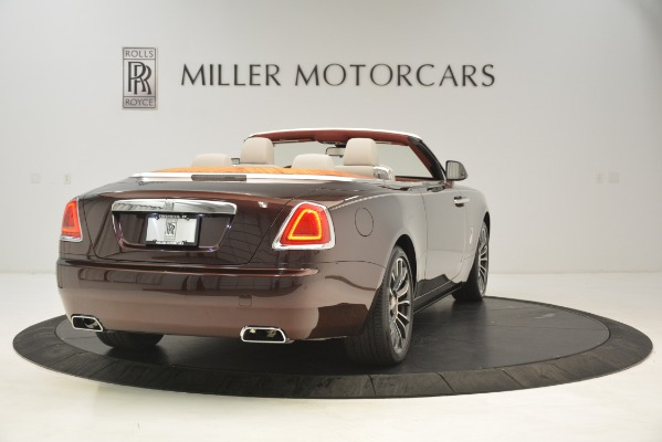 New 2019 Rolls-Royce Dawn for sale $422,325 at Aston Martin of Greenwich in Greenwich CT 06830 8