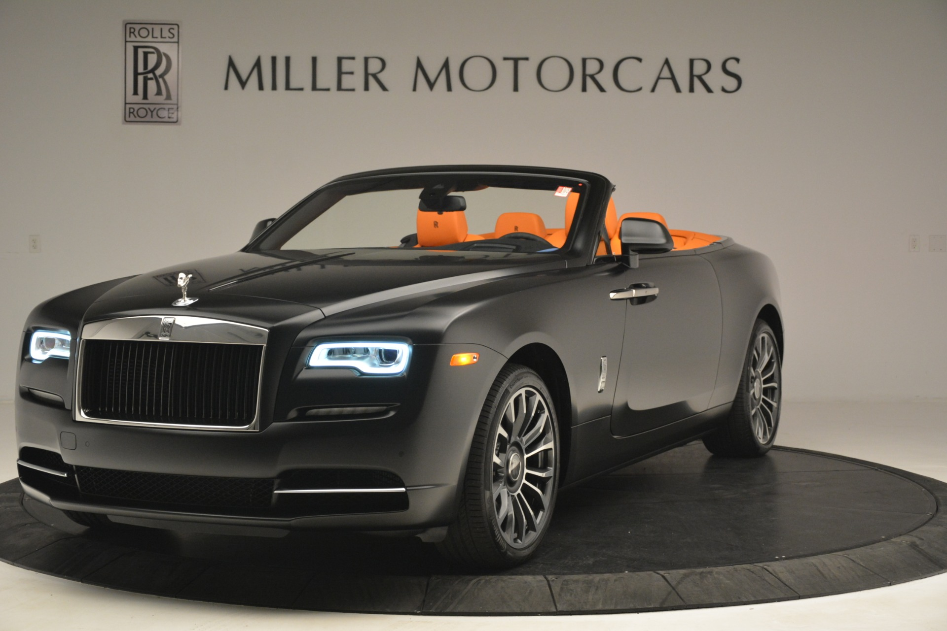 New 2019 Rolls-Royce Dawn for sale Sold at Aston Martin of Greenwich in Greenwich CT 06830 1