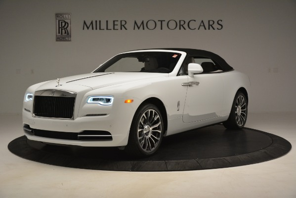 Used 2019 Rolls-Royce Dawn for sale $359,900 at Aston Martin of Greenwich in Greenwich CT 06830 18