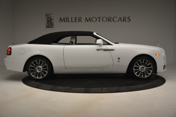 Used 2019 Rolls-Royce Dawn for sale $359,900 at Aston Martin of Greenwich in Greenwich CT 06830 26