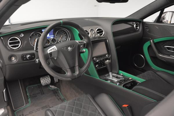 Used 2015 Bentley Continental GT GT3-R for sale Sold at Aston Martin of Greenwich in Greenwich CT 06830 18