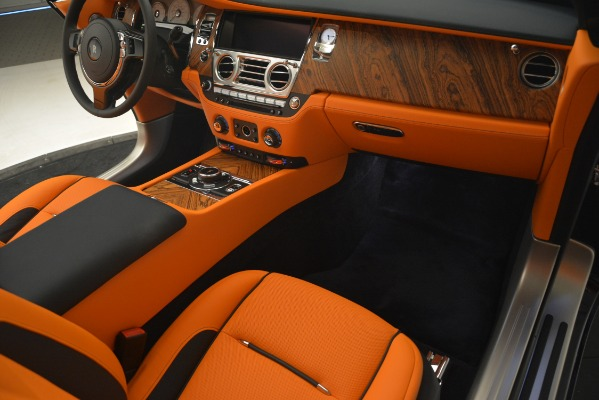 New 2019 Rolls-Royce Dawn for sale Sold at Aston Martin of Greenwich in Greenwich CT 06830 21