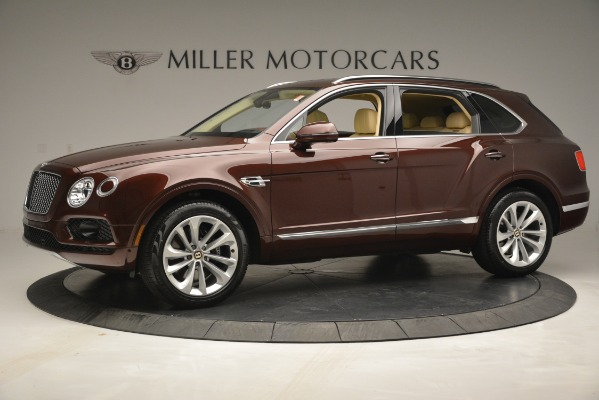New 2019 Bentley Bentayga V8 for sale Sold at Aston Martin of Greenwich in Greenwich CT 06830 2